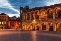 Veneto ja Verona Arena ooperietendused 26.06-29.06.2020