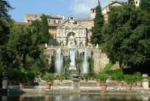 Rooma ja Tivoli Villa d ´Este