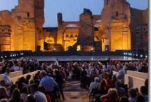 Suvised kontserdid ja ooperietendused Roomas  2020