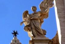 … della Valle Basiilika üksildane ingel Tosca kabeli ja intriigide keskel