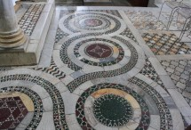 Ainulaadsed Rooma marmorpõrandad…