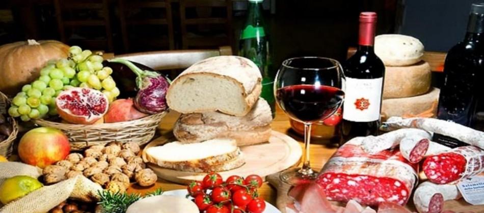 Gastronoomiline tuur Roomas