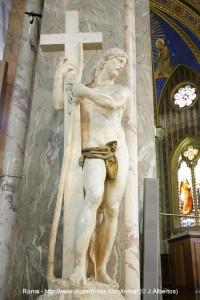 Kristus Ristil Santa Maria Sopra Minerva 1521