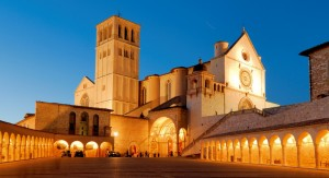 Püha Franciscuse Basiilika Assisis