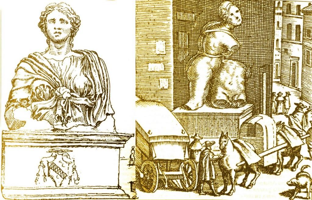 Pasquino ja Madama Lucrezia