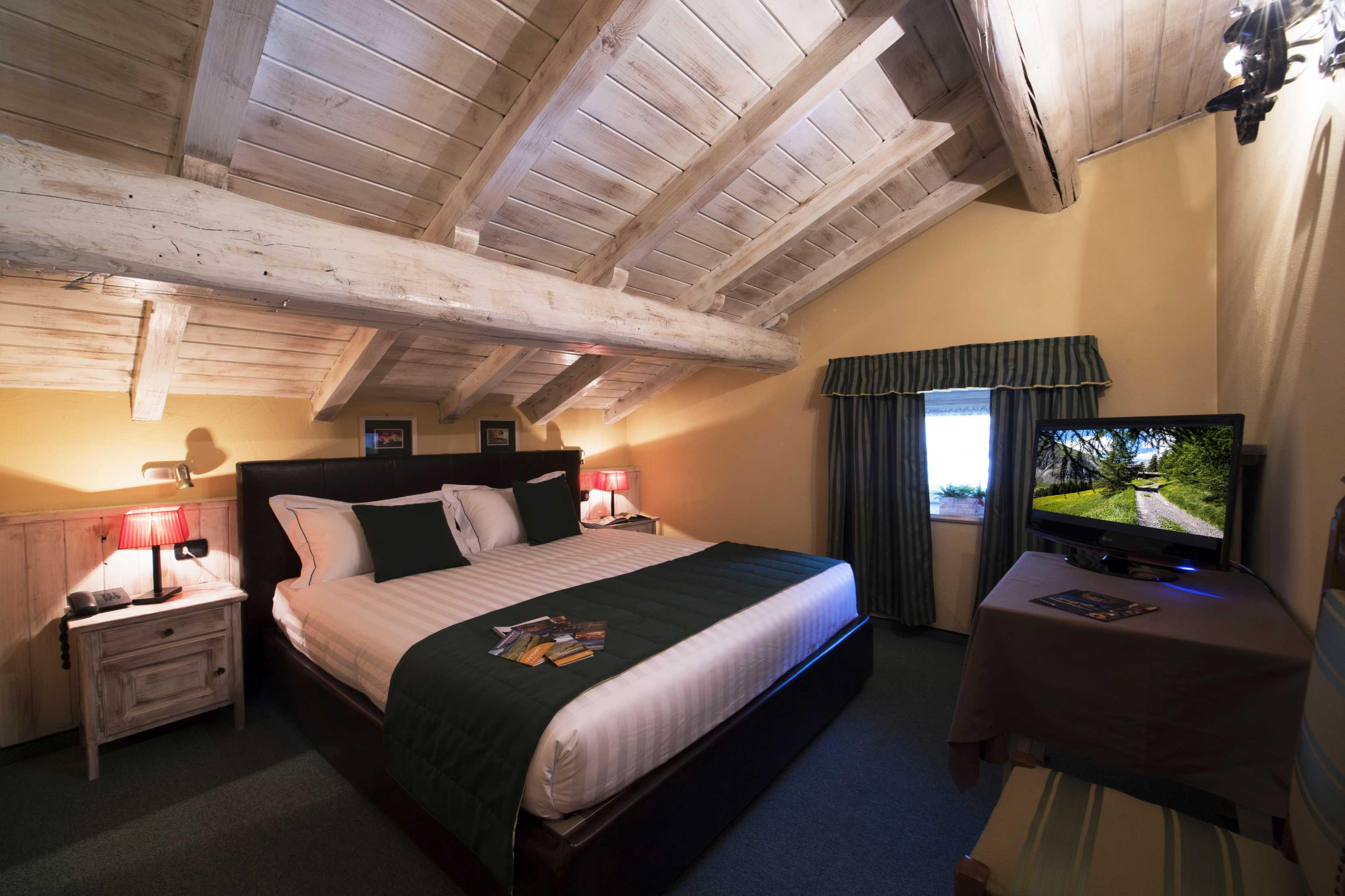 Hotellituba Livigno keskuses